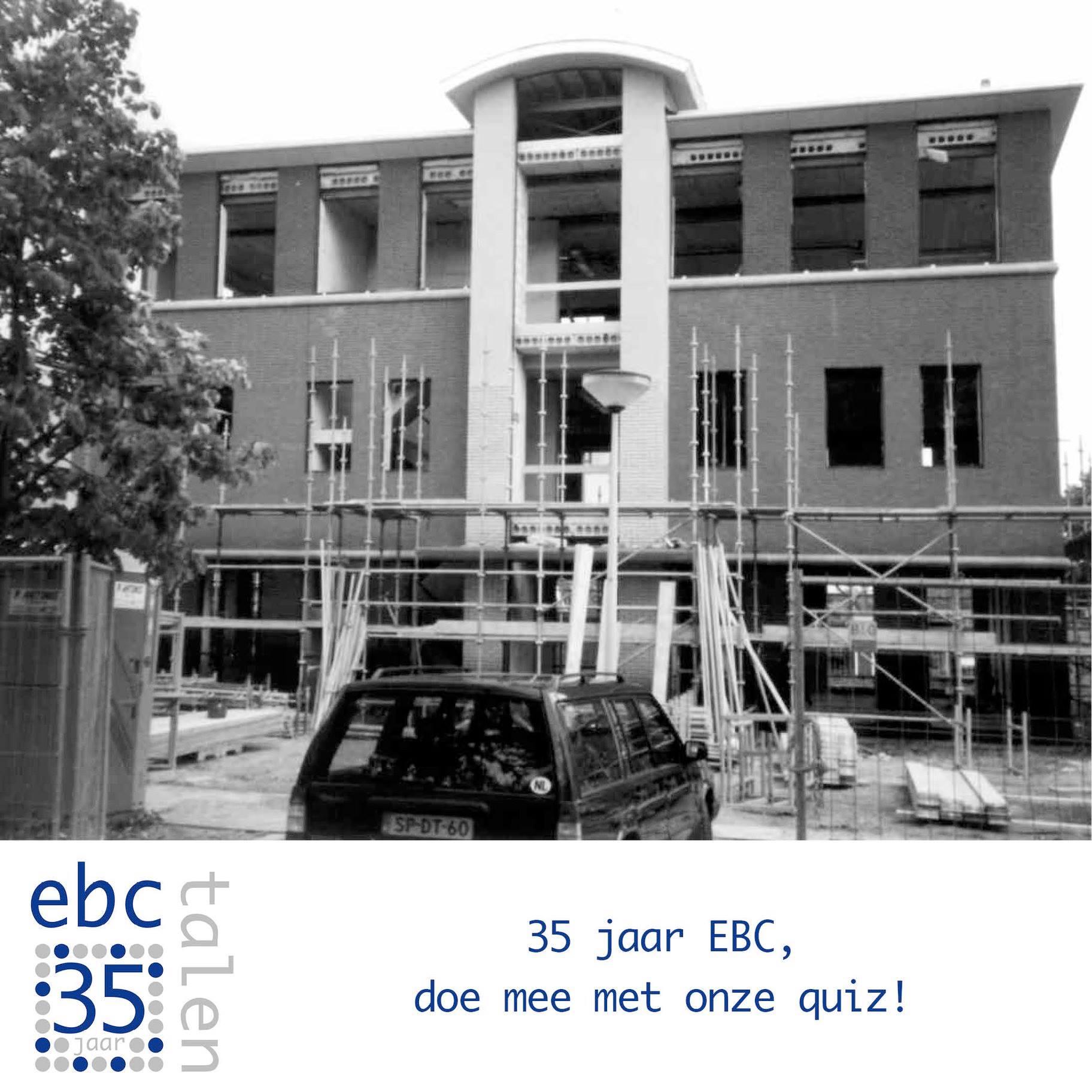 EBC Taleninstituut geeft al 35 jaar taaltrainingen in West Brabant, Zeeland en de rest van heel Nederland.