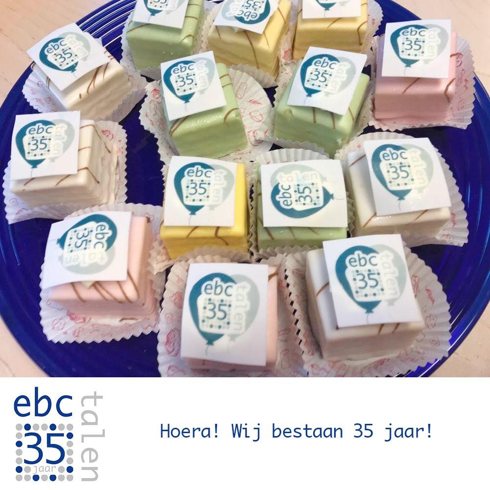 EBC Taleninstituut bestaat 35 jaar!