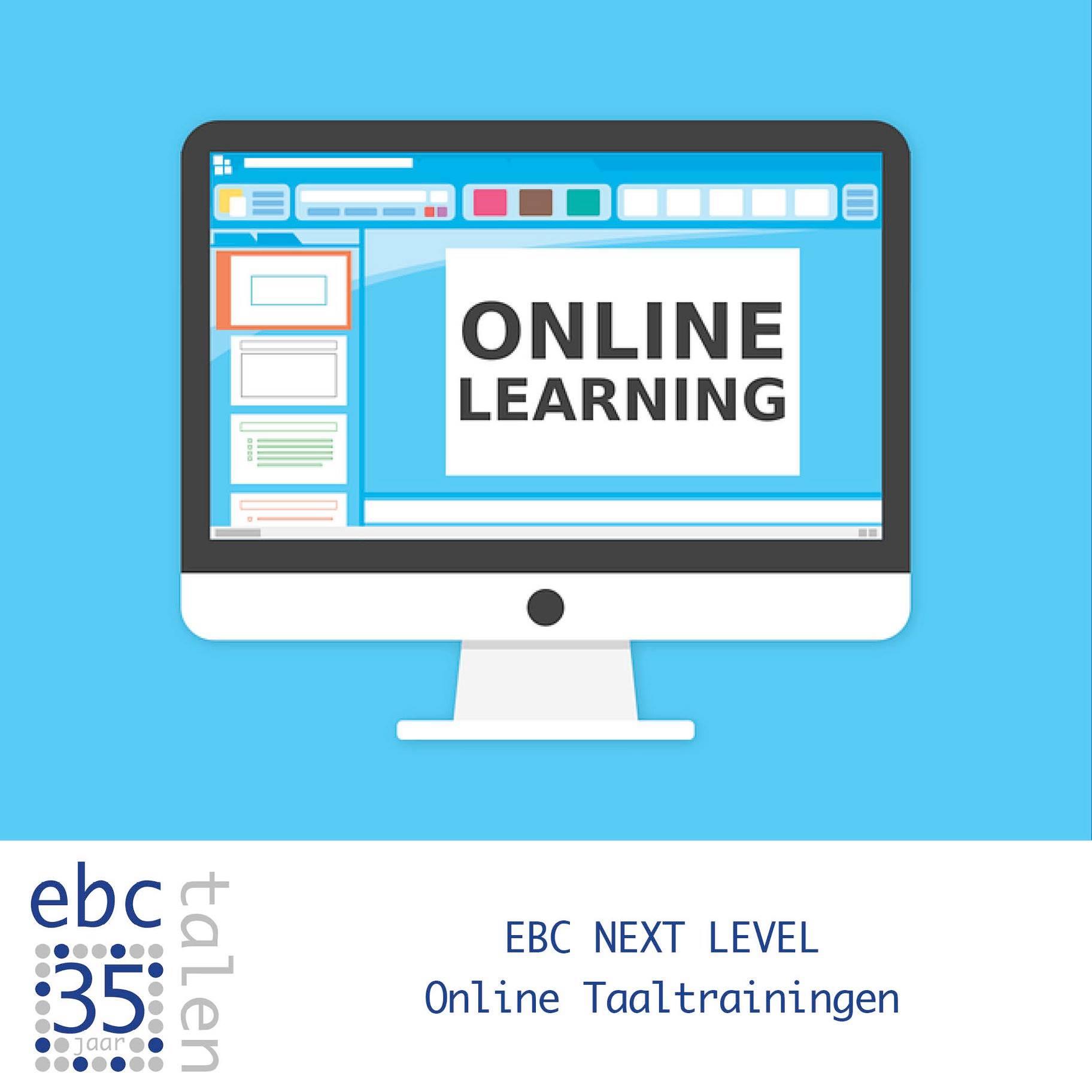 Next level online taaltrainingen!