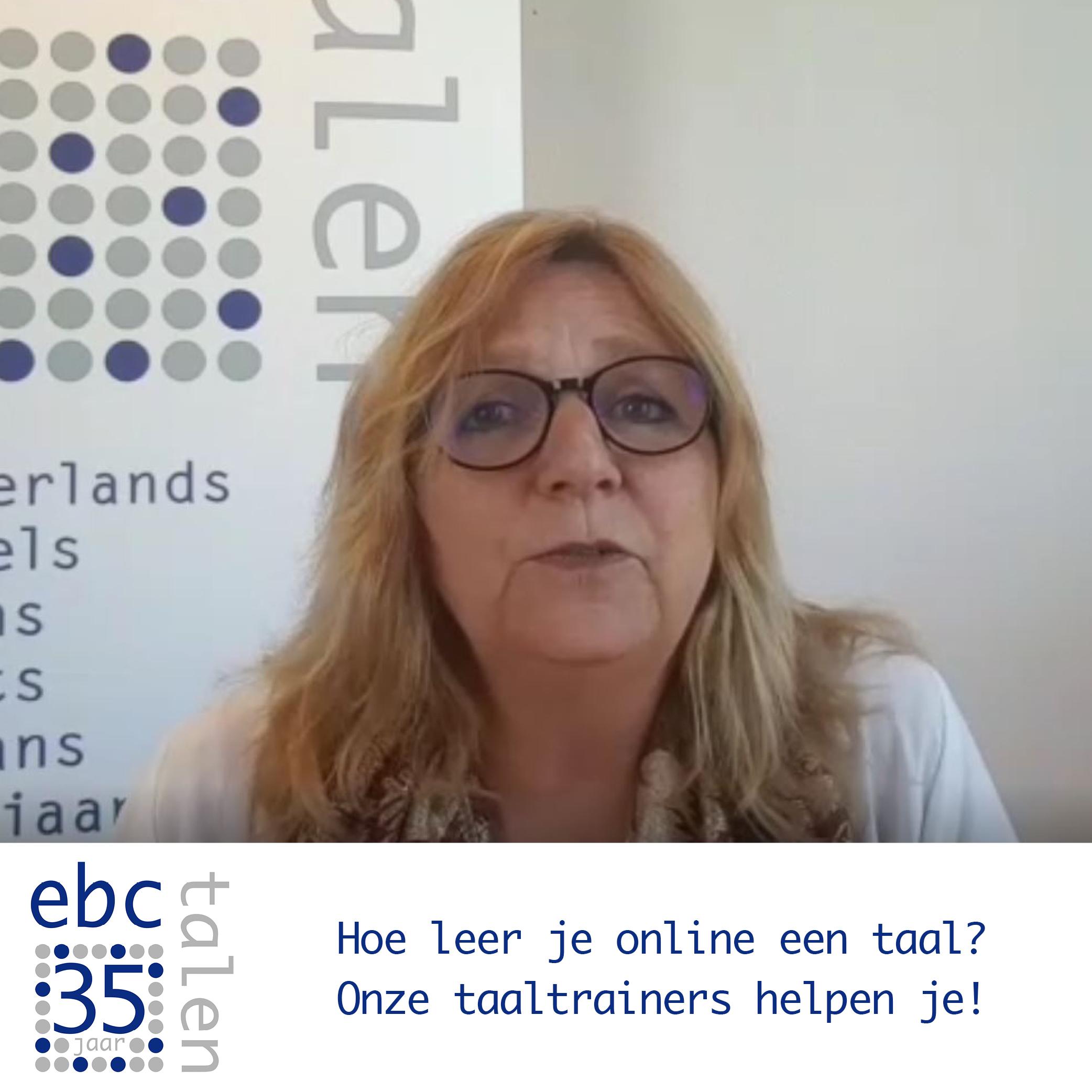 Online een taal leren met EBC Next Level!