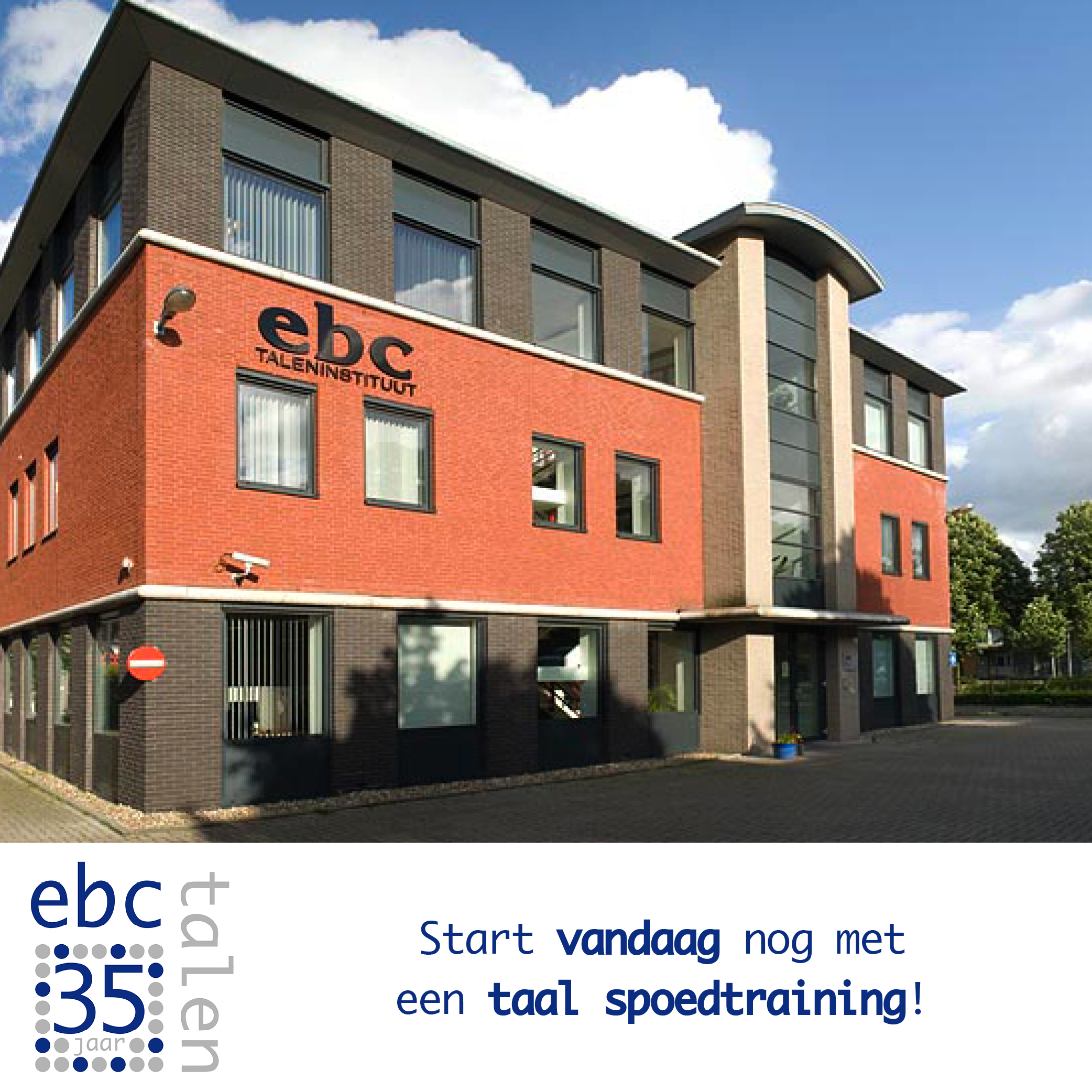 Spoed taaltraining bij EBC
