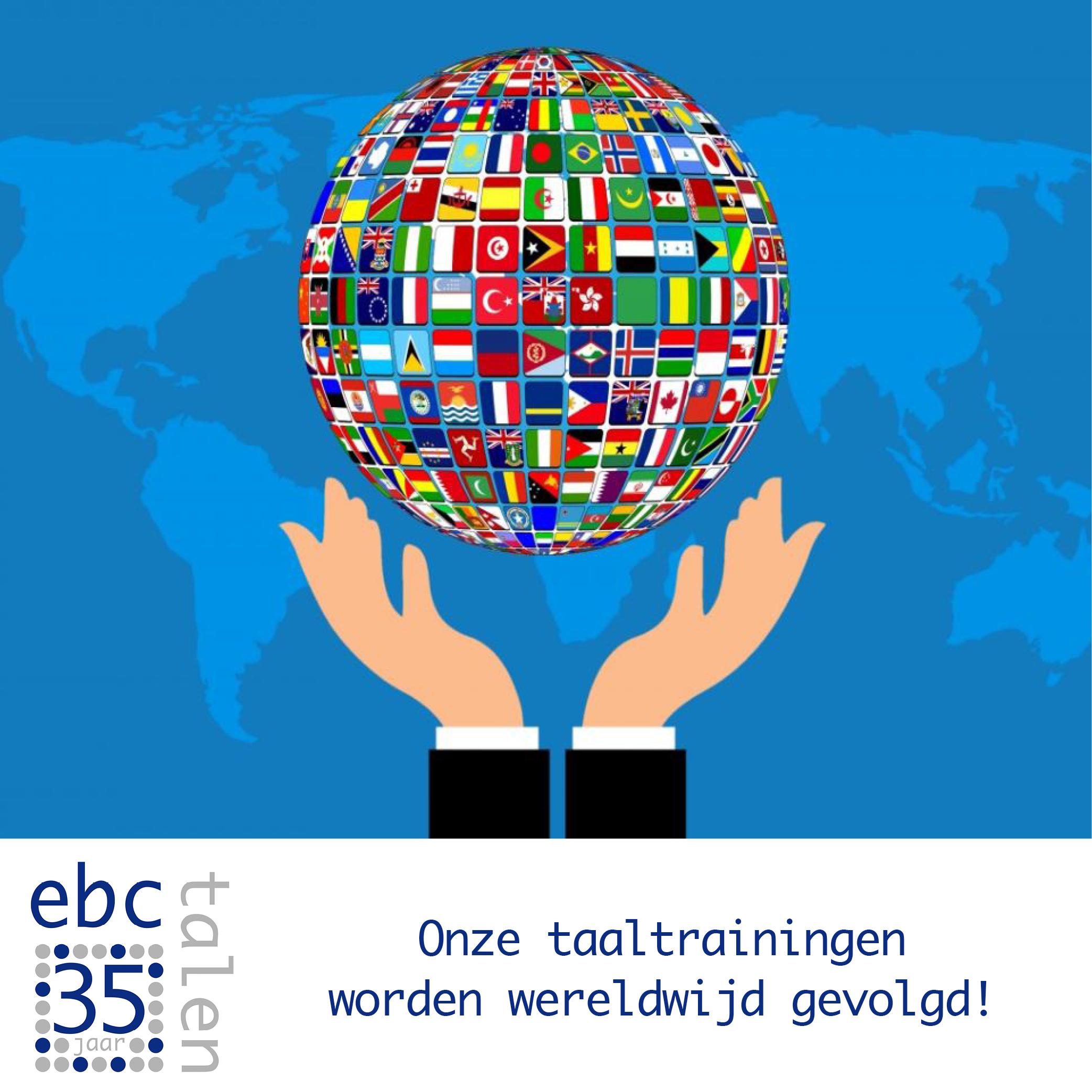 EBC gaat wereldwijd!