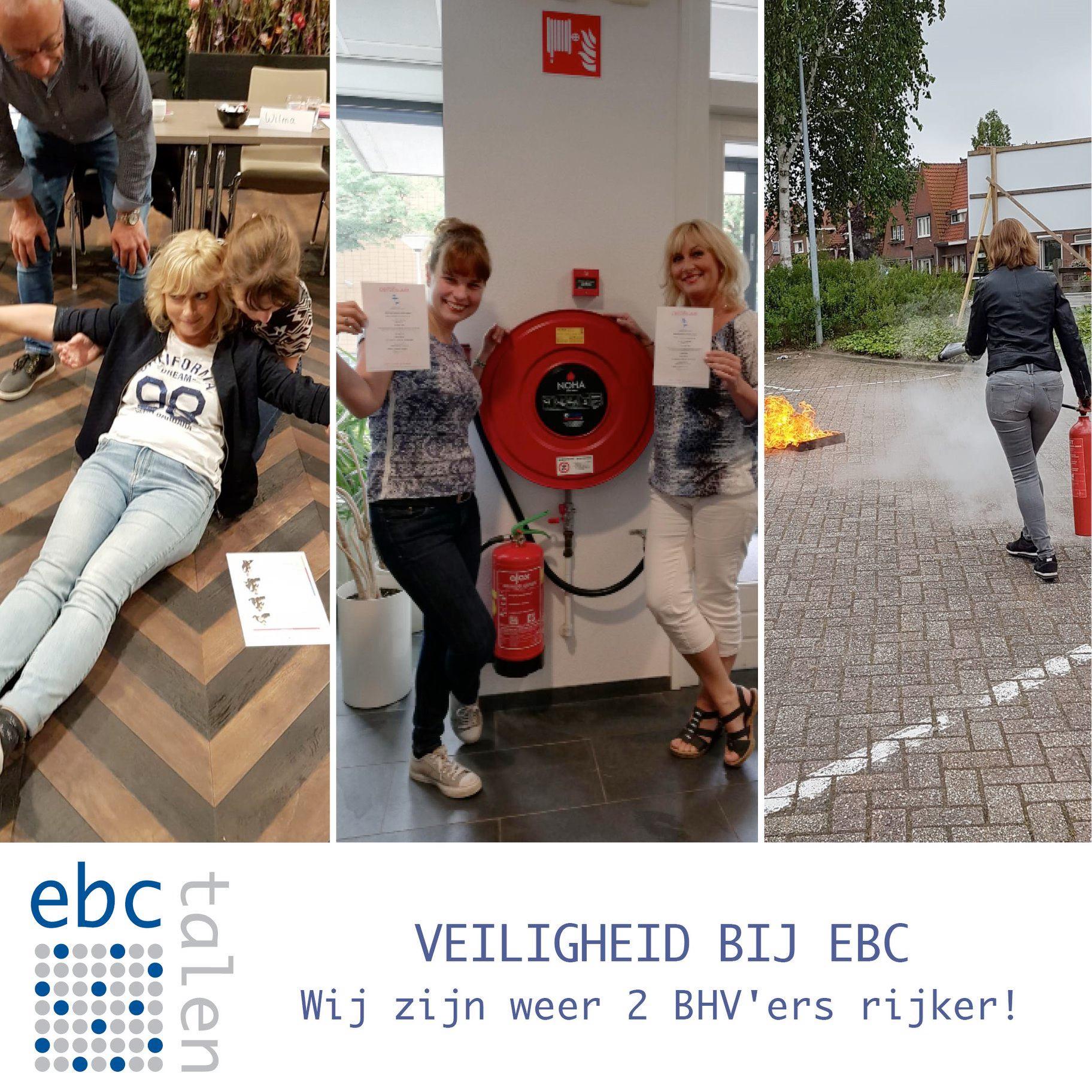 EBC is 2 BHV'ers rijker!