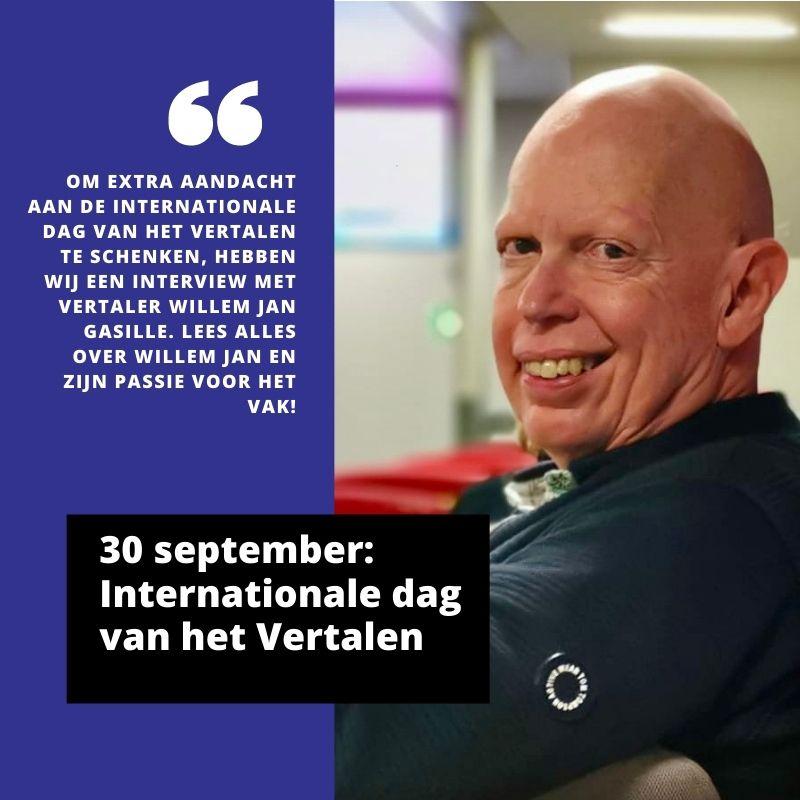 Interview met vertaler Willem Jan Gasille