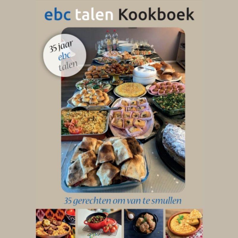 Uniek kookboek voor jubileum EBC Taleninstituut